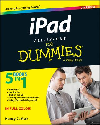 IPad All-in-One for Dummies By Muir, Nancy C.